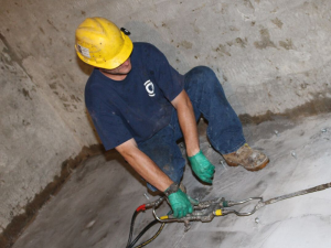 Chemical Grout Injection Water Proofing New York